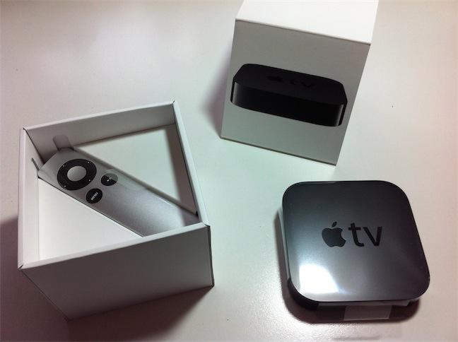 iOS 9 tracce di Apple TV con applicazioni e giochi