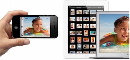 Streaming Foto iCloud