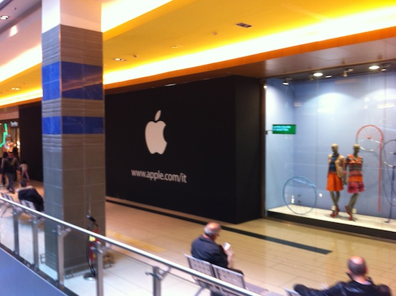 Apple store porta di roma ecco la cesata apple apertura - Auchan volantino roma porta di roma ...