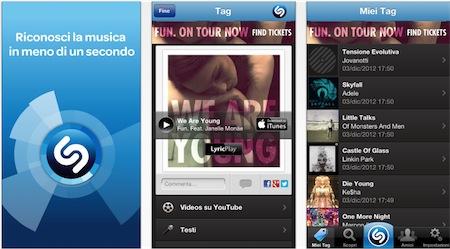 Shazam, l'app raggiunge la valutazione di 1 miliardo di dollari