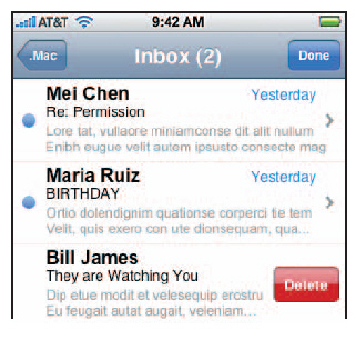 how to add uts email to iphone