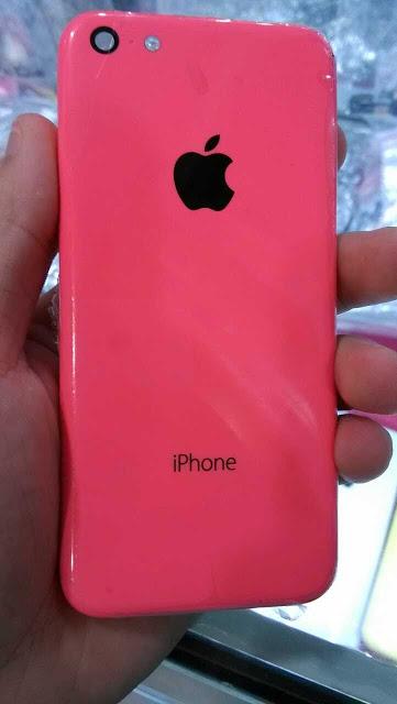 iphone 5c nuovo rosa