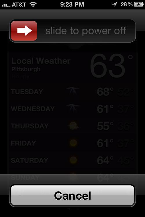 app blocco schermo iphone tasto rotto