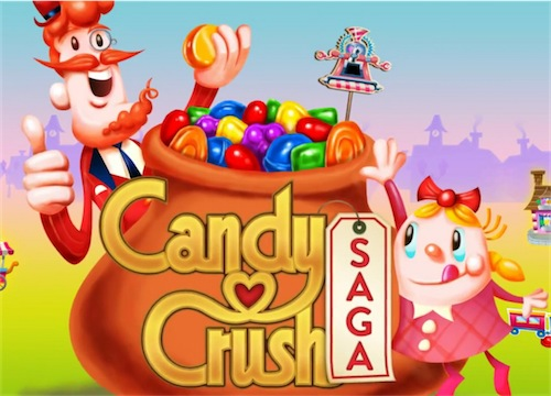 Candy Crush da record, nel 2014 $1.3 miliardi di in-app purchase