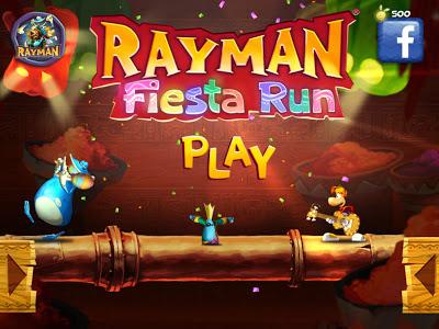 Rayman Fiesta Run è l'applicazione della settimana