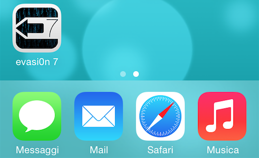 Guida al jailbreak di iOS 7 su iPhone ed iPad con Evasi0n 7