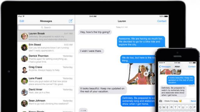 iMessage non sincronizzato tra Mac e iPhone?Ecco come risolvere il problema