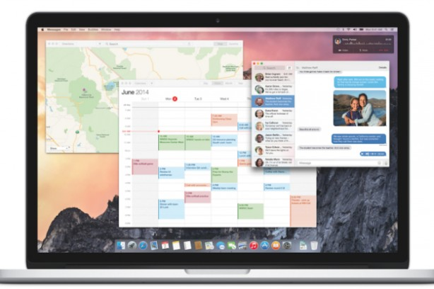 Apple annuncia OS X Yosemite, disponible gratis da oggi per Mac