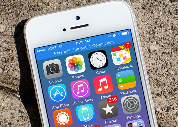Come connettere il proprio iPad WiFi al vostro iPhone tramite hotspot personale
