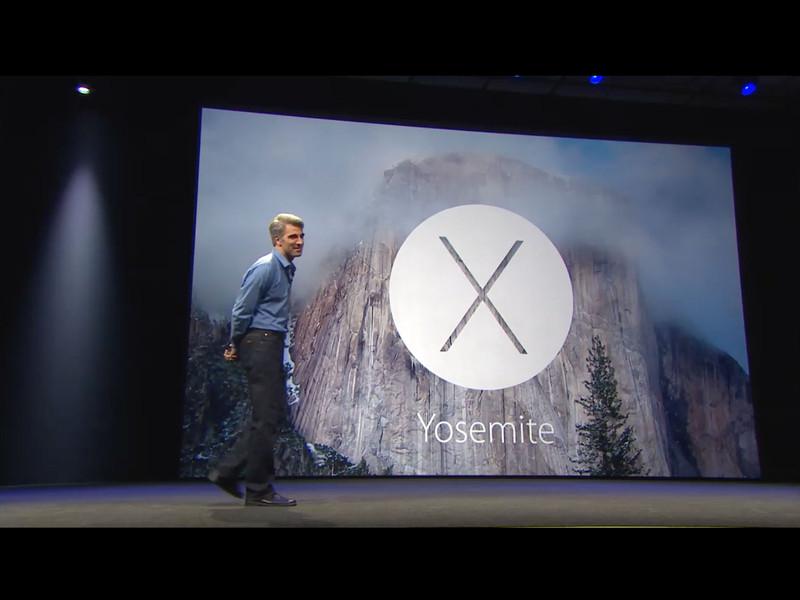 OS X Yosemite: adozione leggermente superiore a Mavericks nella prima settimana