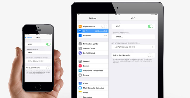 Migliorare la connessione WiFi con il vostro iPhone o iPad o Mac