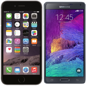 Samsung accusa Apple, il nuovo iPhone 6 Plus assomiglia al Galaxy Note