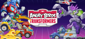 Angry Birds Transformers è disponibile su App Store