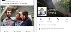 Facebook si aggiorna con la compatibilità per iPhone 6 e iPhone 6 Plus