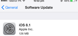 Apple rilascia iOS 8.1 per iPhone, iPad ed iPod touch [link download]