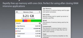 Svuotare la RAM su Mac, disponibile gratis Memory Clean