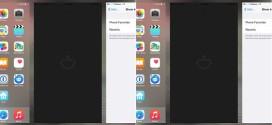 Slide2Kill8 Pro chiudere le applicazioni in diversi modi su iOS 8