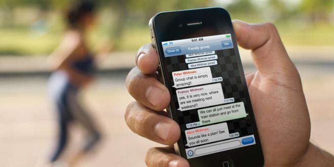 WhatsApp: in arrivo la condivisione di foto e video nativa di iOS 8