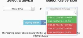 Come verificare se Apple firma o meno una versione di iOS