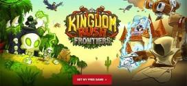 Come scaricare gratis il gioco Kingdom Rush Frontiers grazie a IGN
