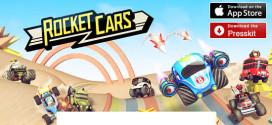 Rocket Cars è l'applicazione consigliata dalla redazione Apple