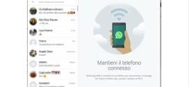 WhatsApp Web, ecco l'applicazione indipendente [download]