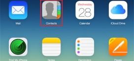 Guida per esportare i contatti dell'iPhone da iCloud