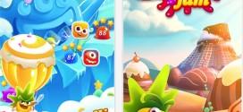 Jolly Jam un puzzle game colorato disponibile su App Store