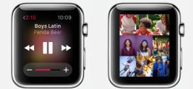 Apple Watch consente 8 GB di storage, 2 GB di musica e 75 MB di foto