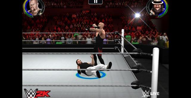 WWE 2K il wrestling targato 2K sta per arrivare su App Store