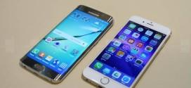 iPhone 6 vs Galaxy S6 Edge: il confronto