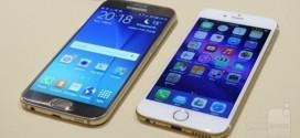 10 cose che il Galaxy S6 riesce a fare rispetto ad iPhone 6