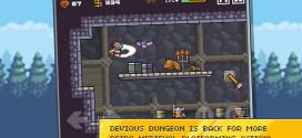 Devious Dungeon 2 un nuovo platform medievale arriva su App Store