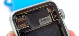 I problemi produzione di Apple Watch sono causati dal Taptic Engine
