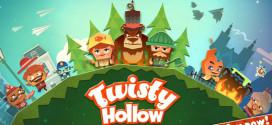 Twisty Hollow è l'applicazione della settimana scelta da Apple