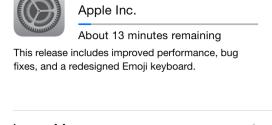 Apple rilascia iOS 8.3 per iPhone, iPad ed iPod touch [link download]