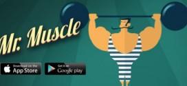 Mr. Muscle un nuovo divertente gioco di muscoli e abilità