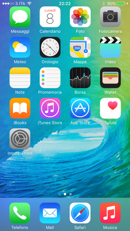 iLauncher - iOS8 Launcher for Android Free Download - 9Apps
