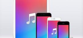 Sfondi della Settimana: immagini ispirate alla musica per iPhone, iPad e Apple Watch