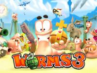 L'applicazione della settimana è Worms3 disponibile gratis su App Store