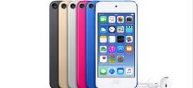 Ecco i nuovi sfondi del nuovo iPod Touch 6G [download]