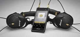 Marshall London lo smartphone Android dedicato alla musica