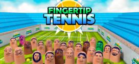 Fingertip Tennis, si gioca a tennis con le proprie dita