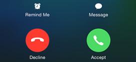 Come risolvere il problema che non permette di rispondere alle chiamate su iPhone