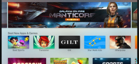 Ecco le prime 45 app e giochi per la nuova Apple TV 4G