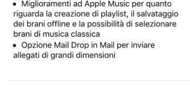 Apple chiude le firme di iOS 9.2 per alcuni device