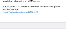 Apple rilascia iOS 9.2.1 per iPhone, iPad ed iPod touch [link download]