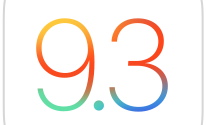 Apple rilascia iOS 9.3 per iPhone, iPad ed iPod touch [link download]