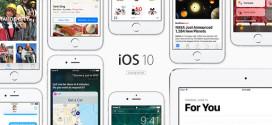Apple rilascia iOS 10 beta 1 agli sviluppatori [link download]
